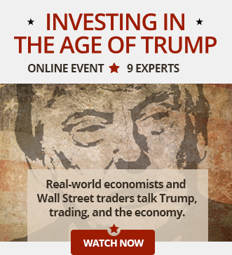 Investing In the Age of Trump - Virtual Summit