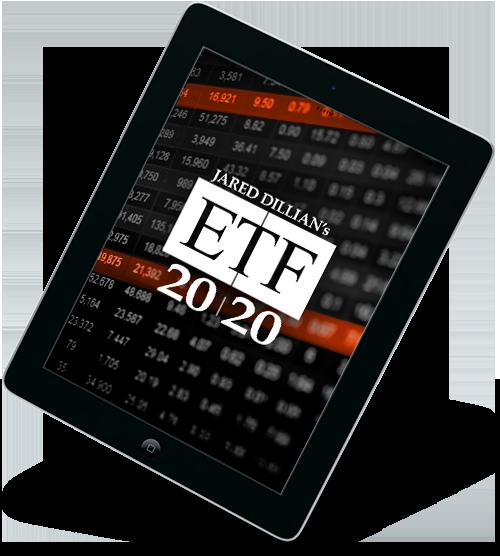 Best Etf 2020.Jared Dillian Financial Newsletters At Mauldin Economics